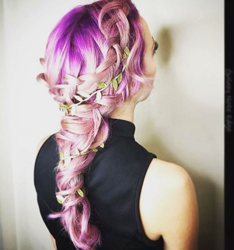 Creative Coloring and Twisting