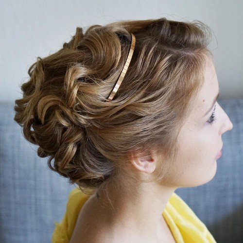 Delicate and Cute Curls