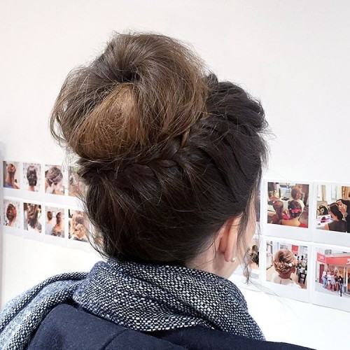 Inventive Top Knot