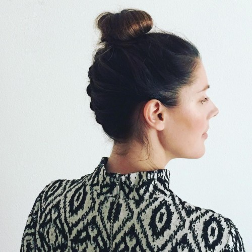 Reverse Braid and Top Knot