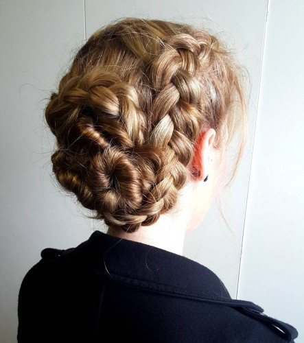 The Braid Swirls