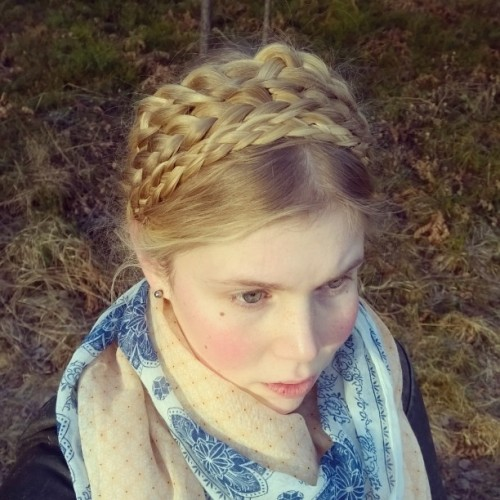 The Three Braid Crown