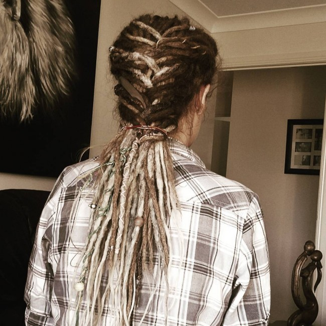 Braided Wonder Locks