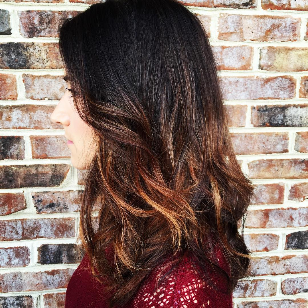 55 Original Brown Ombre Hair Ideas Spice Up Your Hair
