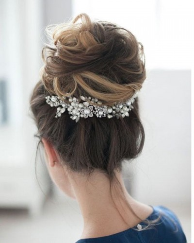 Music Lovers Hair Bun