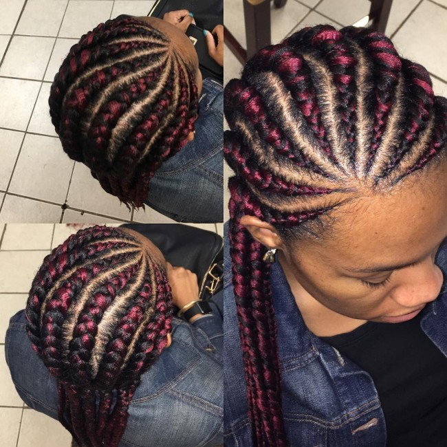 Two Tone Rows