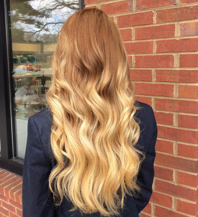 Balayage Ombre Delight