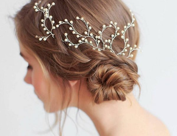 Braided Side Knot