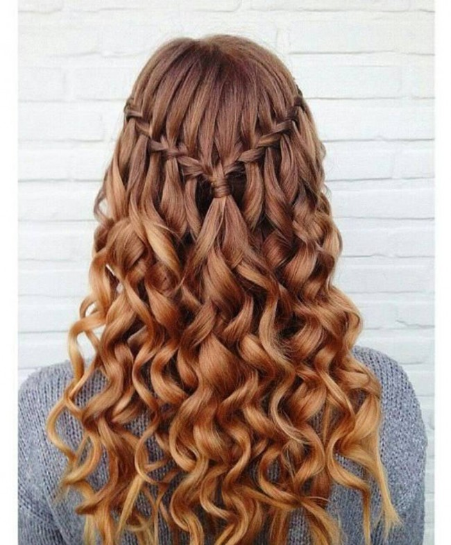 Braided Waterfall Inspiration