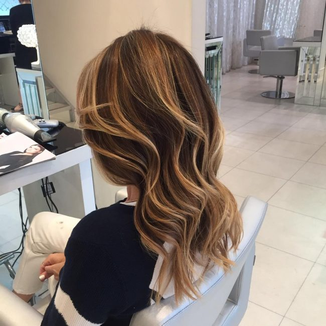 Bronde Wavy Perfection