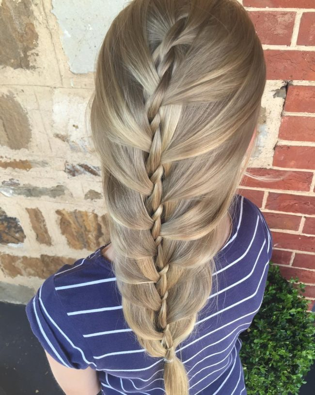 Chic Combo Braid