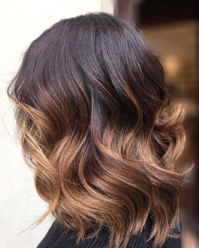 Chocolate Soft Waves