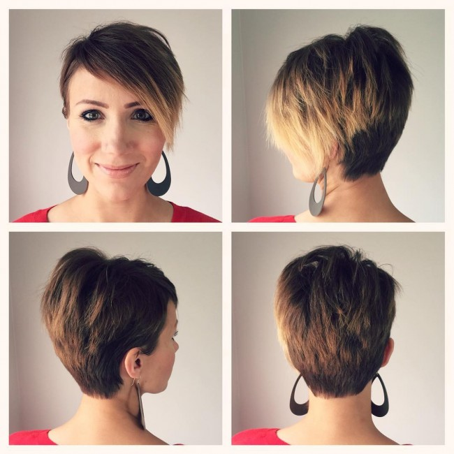 55 Trendy Long Pixie Cut Ideas Forever Young
