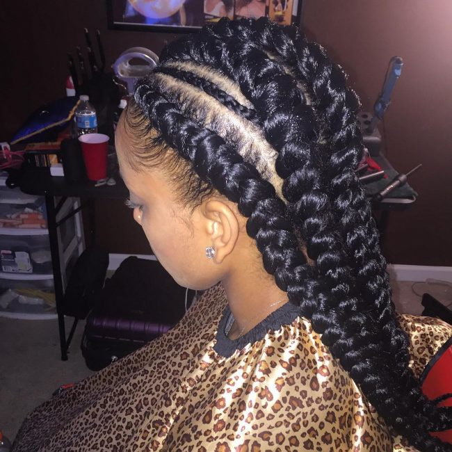 Chunky and Layered Rows
