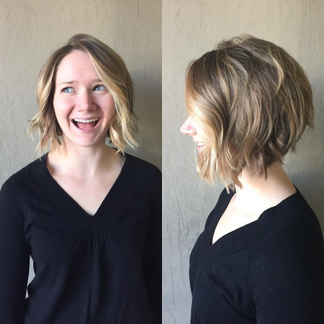 Classy and Trendy Waves