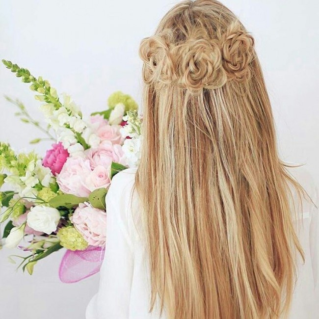 Cluttered Braids Elegance