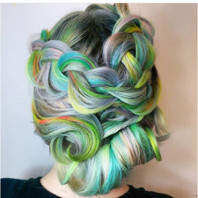 Colorful Twists