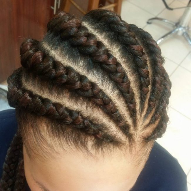 Cool and Enriched Plaits