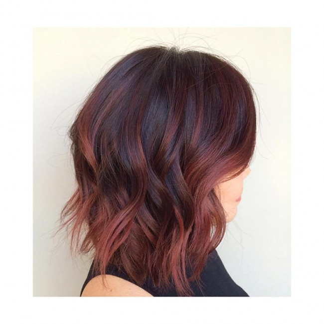 60 Vibrant Mahogany Hair Color Ideas Brighten Your Hair Up