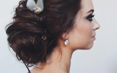 Delightful Low Chignon