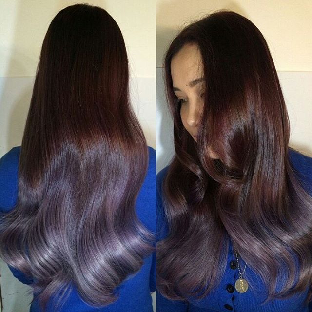 Dimensional Balayage Beach Waves