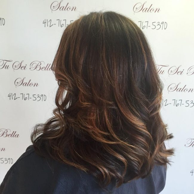 Dimensional Balayage Waves