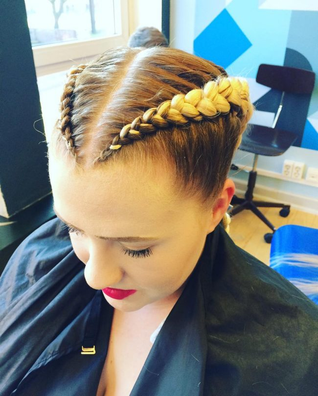 Excellent French Braids