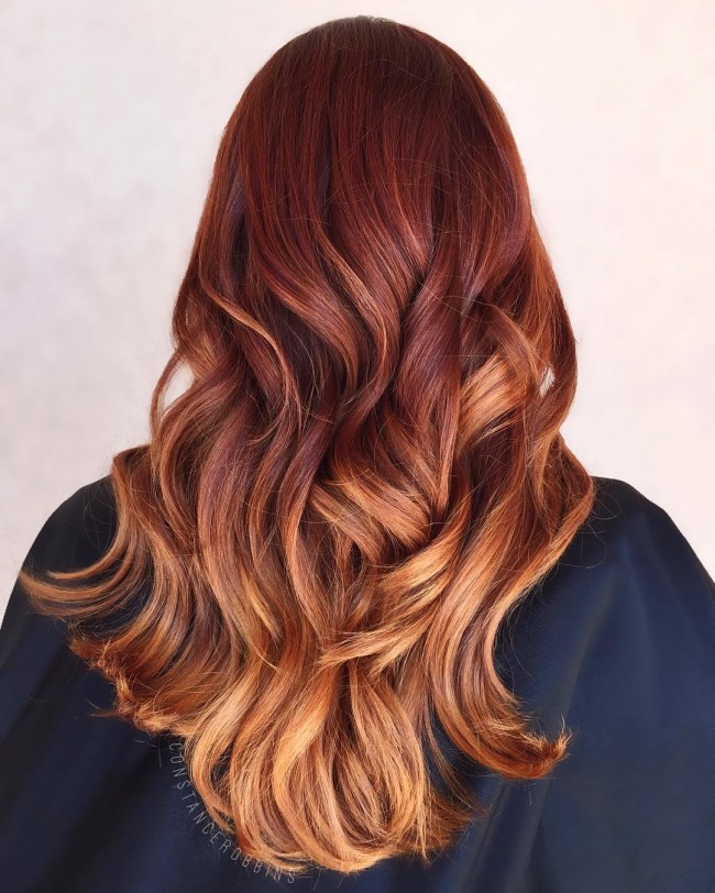 60 Vibrant Mahogany Hair Color Ideas - Brighten Your Hair Up!