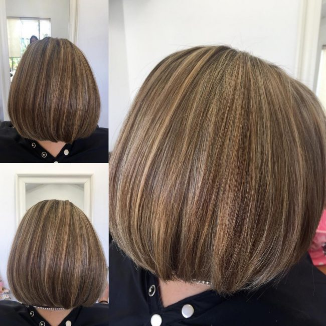 Fresh Color Melt Bob