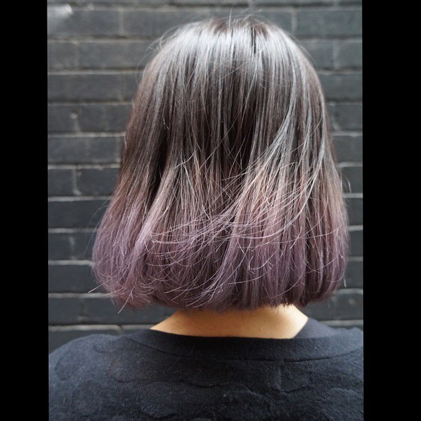 Lavender Purple Edge