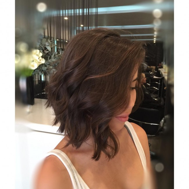 Layered Blowout Lob
