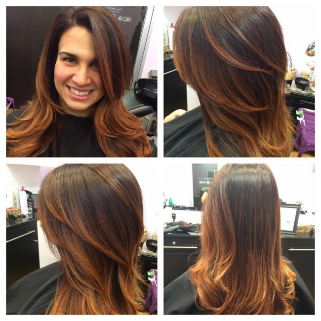 Lovely Partial Reddish Brown Tone