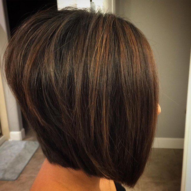 Modern Brown Highlights