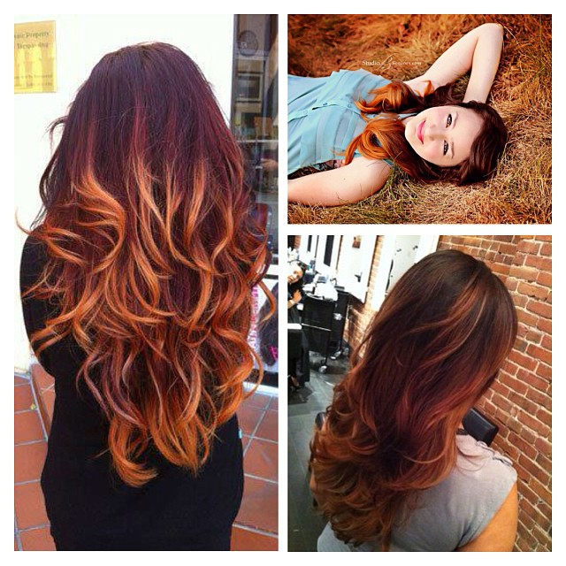 Modern Classy Ombre