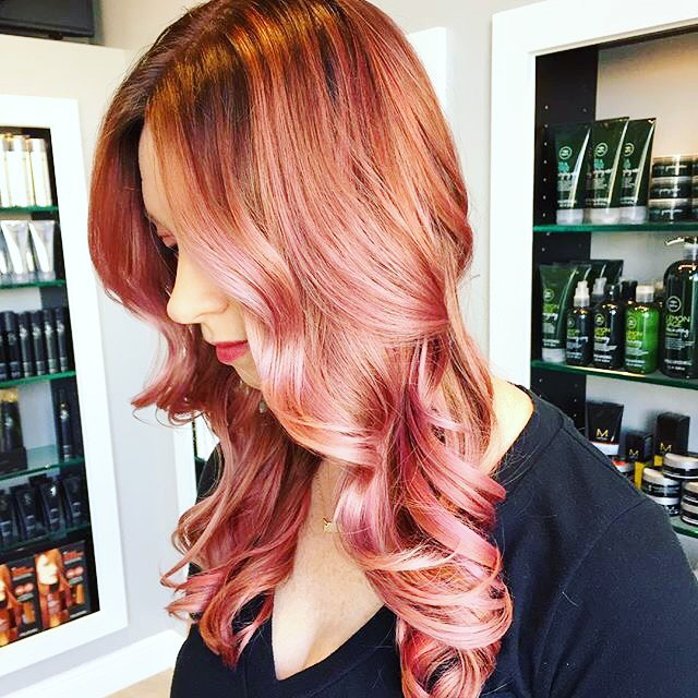 Diy Rose Gold Copper Hair Ft Rpghair Com
