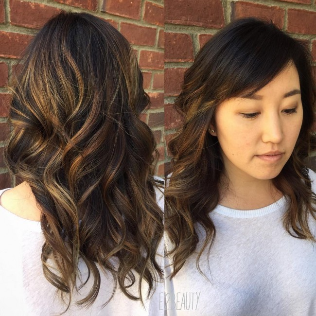 Neat Balayage Touch Up