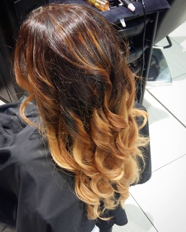 Ombre Transition
