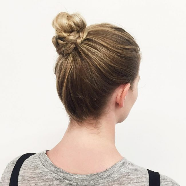 Perfect Braided Bun