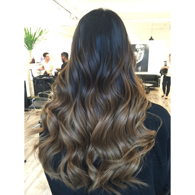 Perfect Chestnut Ombre