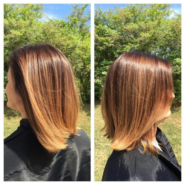 Perfectly Blended Ombre