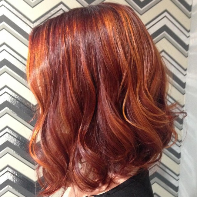 Pretty in Cinnamon Color Blend