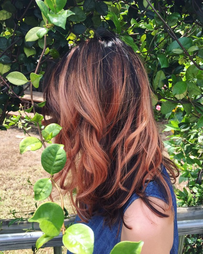 50 Excellent Rose Gold Hair Ideas Trendiest Colors 2019