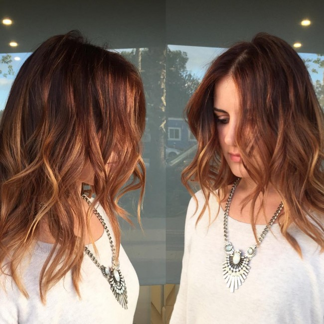 Sun Kissed Two Tone Locks