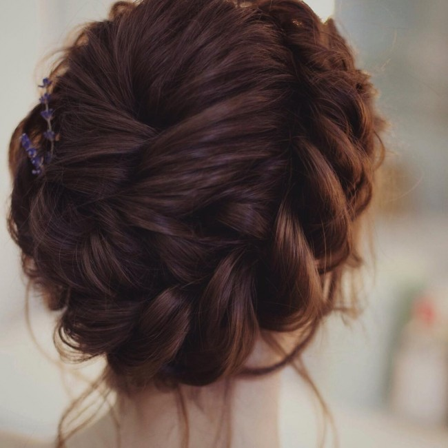 Tucked Braid Crown