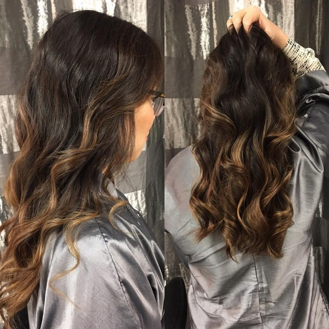 Windswept Gorgeous Highlights