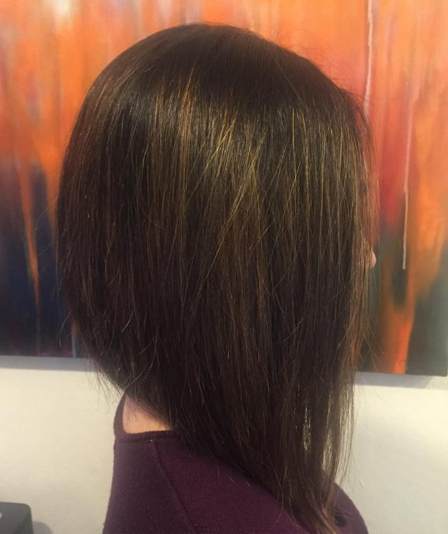 Airy Asymmetrical Lob