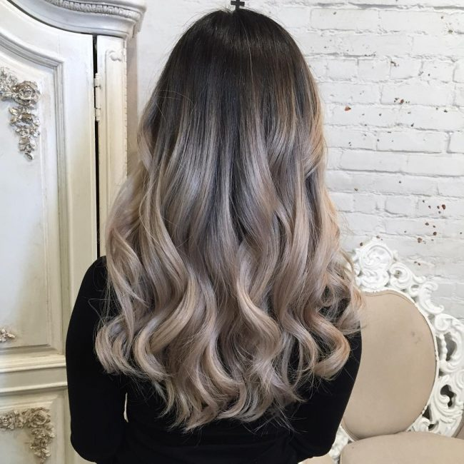 50 light and dark ash blonde hair color ideas trending now 18 ash blonde balayage ombr pmusecretfo Image collections