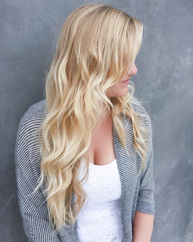 Asymmetrical and Stacked Beach Waves
