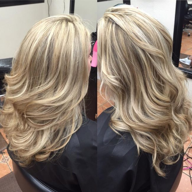 Beautiful Blondie Stacks