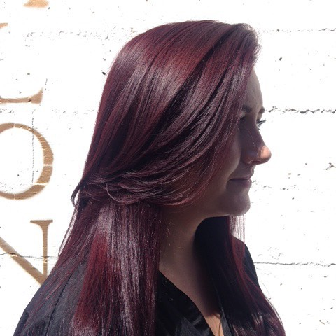 Black Cherry with a Hint of Copper